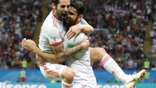 Spagna, primo acuto:Iran battuto 1-0Uruguay agli ottaviArabia battuta 1-0 I record di Ronaldo 85 gol in NazionalePortogallo, ancora CR7: battuto il Marocco 1-0