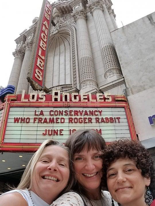 """""""Con i miei disegni trent'anni fa ho incastrato Roger Rabbit"""". Parla l'artista italiana"""