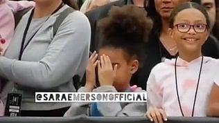 Mamma Beyoncé è troppo sexy:il live imbarazza la figlia Blue Ivy