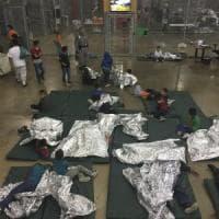 L'incerto destino dei piccoli migranti in detenzione: sedati e sparpagliati in tutta l'America