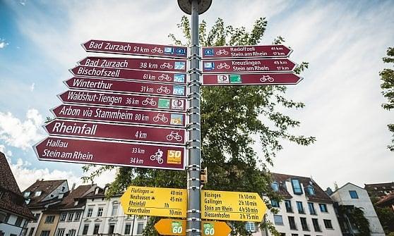 Svizzera: ventimila chilometri di ciclovie da scoprire