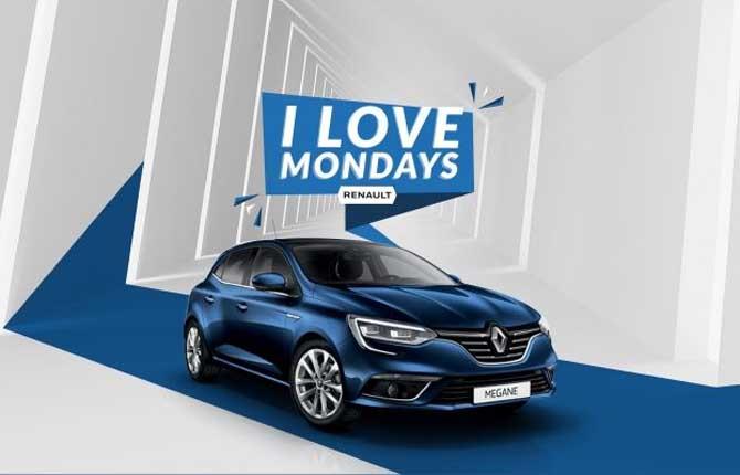 "Addio porte aperte, Renault Italia rilancia ""I Love Mondays"""