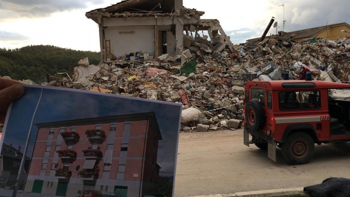 Terremoto ad amatrice in cinque a processo per il crollo delle case popolari - Casa senza fondamenta terremoto ...