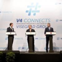 """Migranti, il blocco di Visegrad: """"Boicottiamo il minisummit europeo di domenica"""""""