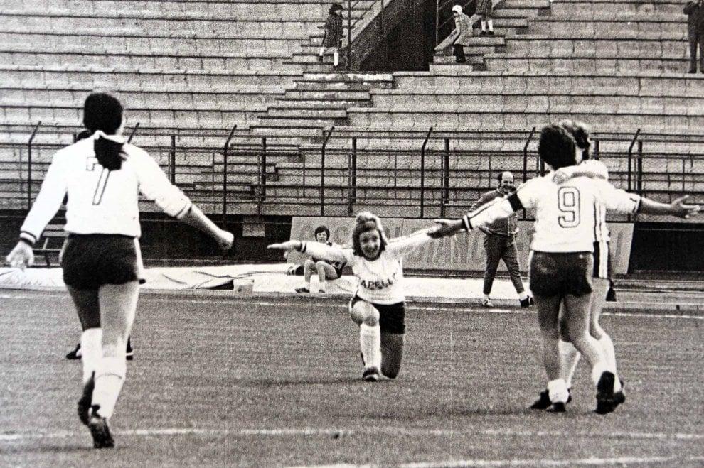 Calcio, 50 anni fa il Genova vinceva il primo scudetto delle donne