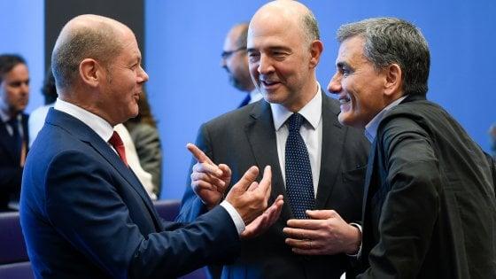 Grecia, accordo Eurogruppo: ok ad alleggerimento del debito