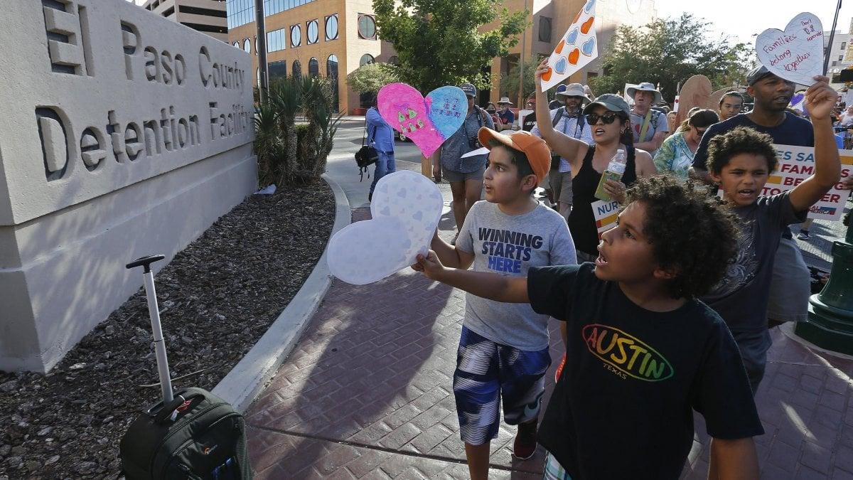 EL PASO (Texas) - Dopo la retromarcia di Donald Trump