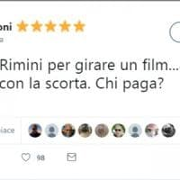 Scivolone dell'ex moglie di Grillo, scambia collaboratori di Veltroni per
