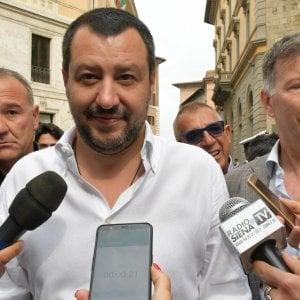 """Salvini: """"Dieci vaccini inutili e pericolosi, se non dannosi"""""""