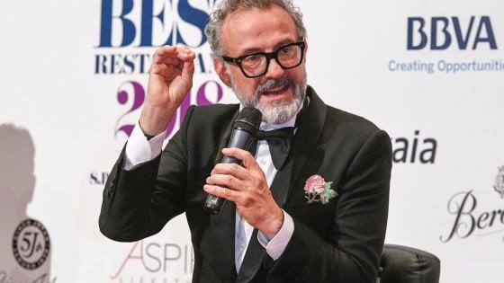 Massimo Bottura homo novus dell'alta ristorazione