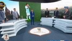 L'esagerazione della tv argentina: un minuto  di silenzio  per la sconfitta