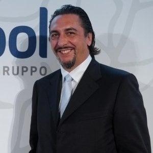 Carlo Cimbri, amministratore delegato di Unipol