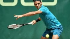 Federer batte Ebden ed è in semifinale ad Halle