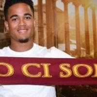 Roma, ufficiale Kluivert:
