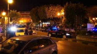 Ballottaggi amministrative, spari tra la folla a un comizio nel Napoletano
