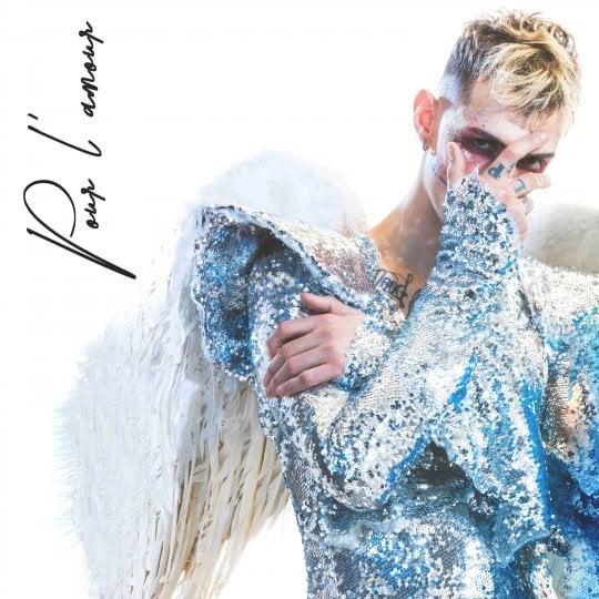"""Achille Lauro, tutto 'Pour l'amour': """"Un album contraddittorio, a metà tra passato e futuro"""""""
