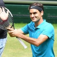 Tennis, Federer in finale a Halle: battuto Kudla in due set