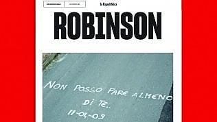 Robinson, italiano da bestsellerLingua tanto gentile. E faticosa