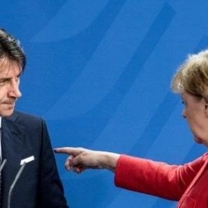 Merkel sui migranti: non possiamo lasciare da soli i Paesi di primo arrivo