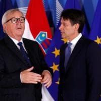 Vertice Ue sui migranti, Conte: