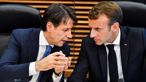 """Vertice Ue sui migranti finito senza un'intesa. Sanchez: """"La proposta italiana? La studieremo"""". Merkel: """"Responsabilità è di tutti"""""""