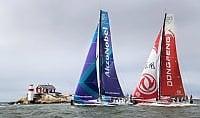 I cinesi di Dongfeng vincono la Volvo Ocean Race