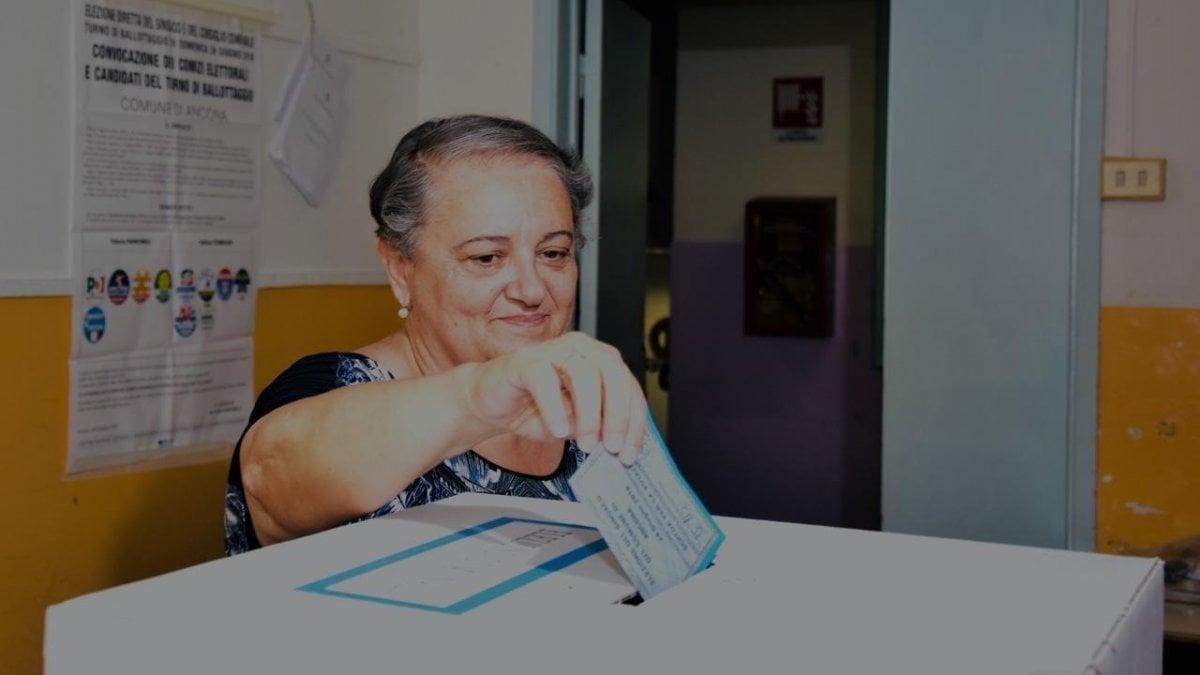 ROMA - Valeria Mancinelli vince il ballottaggio delle elezioni amministrative