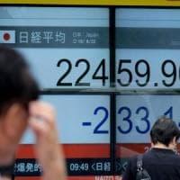 Borse in calo sulle nuove tensioni commerciali Usa-Cina