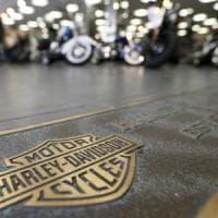 Effetto dazi: Harley-Davidson sposta alcune produzioni fuori dagli Usa