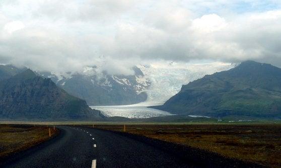 Islanda, rischio frane sul ghiacciaio di Interstellar: via i turisti