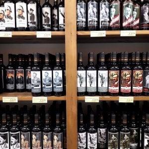 Hitler e Mussolini sugli scaffali, il supermarket del vino nazista