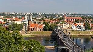 Natura e città chic: Lituania