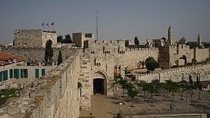 Mosaico Gerusalemme -   foto