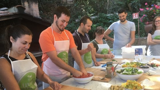 Esperienze di viaggio. La cucina della Toscana sul tetto del mondo