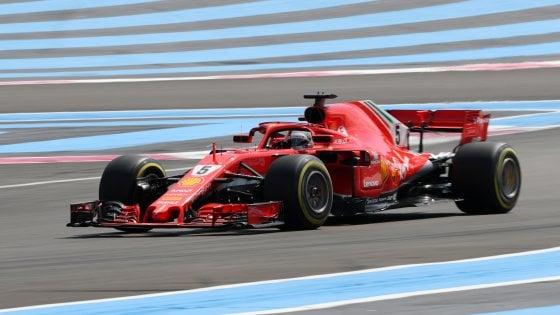 F1, GP Francia 2018: Vettel, una corsa persa alla prima curva