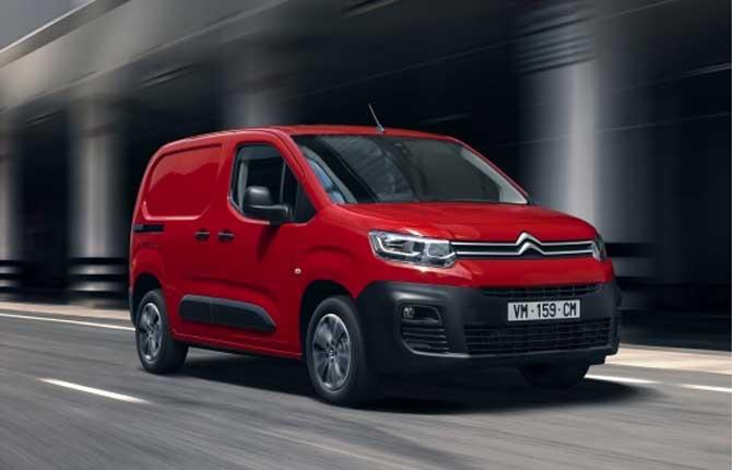 Citroën Berlingo Van, il trasporto diventa facile