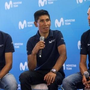 """Tour de France, Quintana: """"Preparazione mirata, voglio partire subito forte"""""""