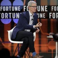 Tim Cook: le persone stanno troppo tempo su iPhone