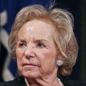 La vedova di Bob Kennedy a 90 anni in sciopero della fame per i bambini immigrati