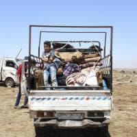 Siria, i caccia russi preparano l'offensiva finale di Assad a Daraa