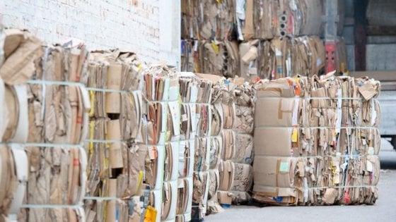Carta, il futuro del riciclo: più export e nuovi stabilimenti