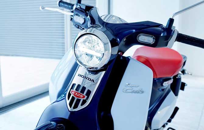Idea Honda, torna lo scooter vintage