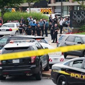 Annapolis, assalto al giornale locale: cinque morti e molti feriti gravi. Arrestato l'attentatore