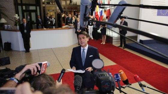 Russia, rinnovo sanzioni Ue non sia automatico, dice premier Conte