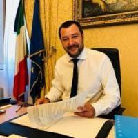 Migranti, Salvini frena sull'accordo: