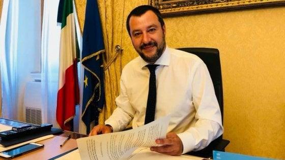 """Salvini: """"I 50 milioni della truffa sui rimborsi elettorali? Spesi in dieci anni"""""""