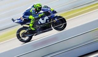 MotoGp, Assen: Marquez il più veloce nelle prime libere, Rossi terzo