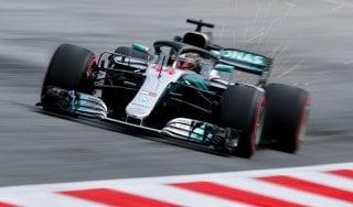 F1, Gp Austria: libere nel segno di Hamilton, Vettel è terzo