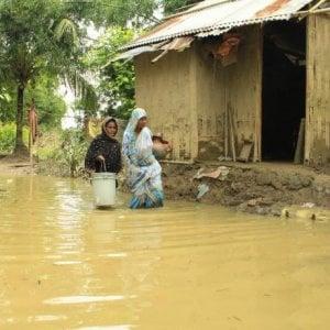 India, piogge devastanti: più i mille villaggi sommersi, 650 mila persona hanno perso tutto