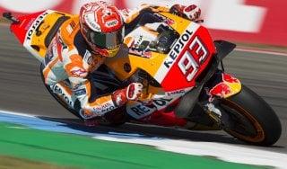 MotoGp, libere Assen: Vinales in più veloce, poi tre italiani: Iannone, Petrucci e Rossi
